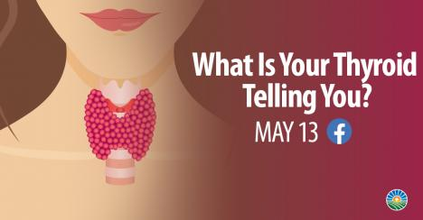 What Is Your Thyroid Telling You?