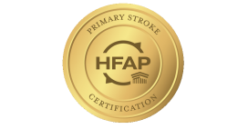 Primary Stroke Certification Seal